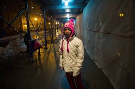 City Lights Shelter Reading Pa Invisible Child Dasanis Homeless Life The New York Times