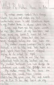 words short essay on my mother for kids  essays on my mother through essay depot