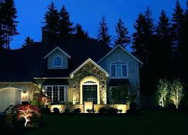 outdoor yard lighting ideas landscape lighting