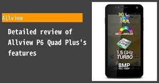 Allview P6 Quad Plus ...