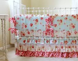 image of shabby chic baby girl bedding set vintage lottiedababy how to choose shabby chic