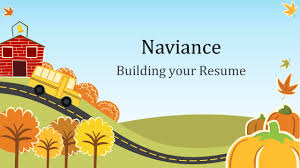 Naviance Building Your Resume 10 Easy Steps To Build Your Resume