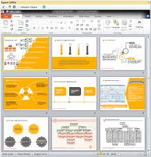 Org Chart Powerpoint Slide Organizational Chart Guide Ppt