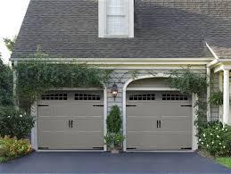 Garage Door amarr garage door reviews photographs : Amarr Oak Summit Carriage House Garage Doors   On Trac Garage Doors