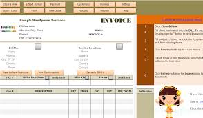 handyman estimating software free handyman invoice template