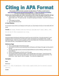 Example Of Apa Paper Reference Page Floss Papers