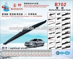 Windshield Size Chart Latest Products In Market Snow Wiper Blade Hybrid Cars Wiper Blade Size Chart Buy Wiper Blade Size Windshield Wiper Brush Frameless Wiper