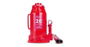 <b>Домкрат</b> гидравлический <b>бутылочный</b> Carfort, 20000кг, подъем ...
