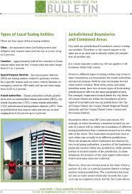 8 25 Tax Chart Texas Local Sales And Use Tax Bulletin Susan Combs Texas