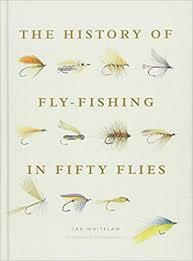 Fly Fishing Flies Chart History Of Fly Fishing In Fifty Flies Ian Whitelaw