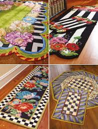 mackenzie childs cutting garden rugs home decordesign looks rug design 9
