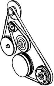 1997 pontiac bonneville belt diagram questions pictures netvan 232 png
