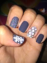 Christmas gel nails. Done by yours truly ❤ | Nail designs ...