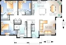 3 bedroom bungalow floor plans modern 3 bedroom bungalow floor plans awe inspiring house