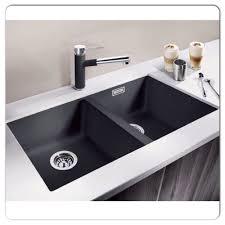 Blanco Matte Black Sink And Tap Sinks In 2019 Black Undermount
