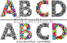 Graphic Letters Free Gallery 20 Images