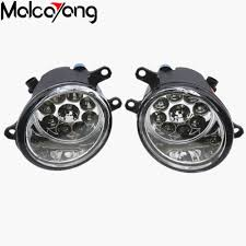 Prius Pcs Light Us 8 72 19 Off 2 Pcs Set Car Styling Front Bumper Light Fog Lamps For Toyota Prius 2010 11 12 13 14 15 81210 06052 Left Right In Car Light