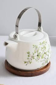 Фарфоровый <b>заварочный чайник</b> с принтом <b>Easy</b> Life - цена ...