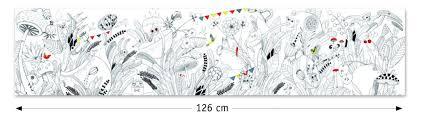 Djeco Mega Kleurplaat Vlinderfeest
