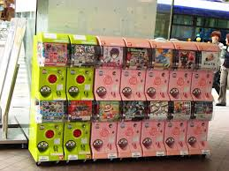 Toys For Vending Machines Beauteous Japanese Toy Vending Machines By PiscesTiger48 On DeviantArt