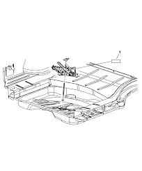 2006 chrysler 300 trunk parts diagram wiring base