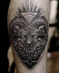 Tetování Křížek Pod Okem