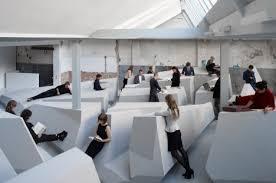 office workspace design. Odd Office Monolithic 2 Workspace Design P