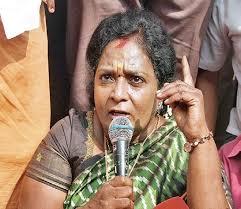 திடீரென வரும் நடிகர்கள் எல்லாம் கலைஞர், ஜெயலலிதா இடத்தை நிரப்பமுடியாது