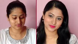 party makeup tutorial for indian skin in hindi valentine s day makeup tutorial for indian skin