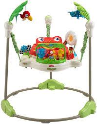 baby jumper bouncer jumperoo walker activity seat rainforest play