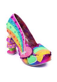 Irregular Choice Shoe Size Chart Irregular Choice I Just Gnome It Family Reunion Heels
