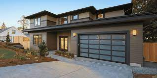 pros and cons of a glass garage door