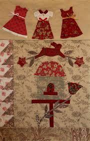 Block-5 of Le Jardin   Quilts, Quilts, Quilts   Pinterest ... & Block-5 of Le Jardin Adamdwight.com