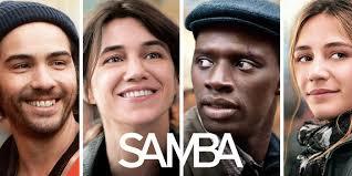 Resultado de imagen de protagonista de la pelicula samba