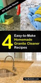 the best homemade granite cleaner recipes and tips on how to clean granite learn how