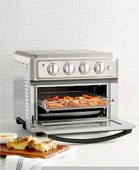 The fan is stronger than a typical one, so keep an eye on your baked goods so they don't brown too quickly. The 7 Best Toaster Ovens Of 2021