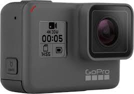 GoPro - HERO5 Black 4K Action Camera black Angle_Zoom CHDHX-501 Best Buy