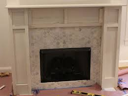 how to build your own fireplace mantel surround round designs
