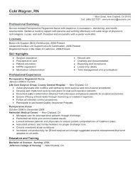 Sample Cardiac Nurse Resume Wound Care Documentation Sample Nurse Resume Template
