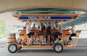 Pedal Pub | The Original <b>Party Bike</b>