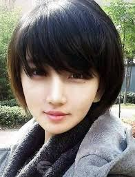 Chinese Women Hair Style 50 glorious short hairstyles for asian women for summer days 20182019 6963 by wearticles.com