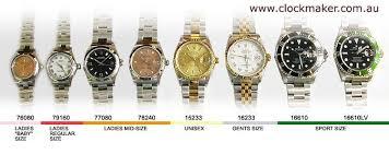 Rolex Watch Case Size Dimension Rolex Watches Rolex