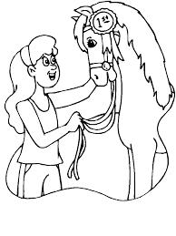 Paard Sinterklaas Kleurplaat Hoofd Woyaoluinfo