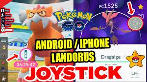 ?DIRECTO POKEMON GO - PROBANDO JOYSTICK | PVP | PROBANDO DRAGALE EN LIGA  2000 | INCURIONES LANDORUS - YouTube