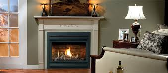 photos of natural gas or propane fireplace