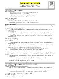Double Major On Resume Resumes Writing Sample Including And Minor