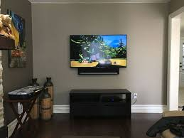 optimal tv height viewing distance