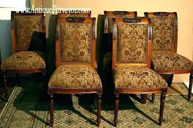 fabric to recover dining room chairs how much do i need a chair seat