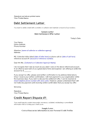 Writing A Letter To Your Creditors