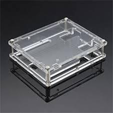 Transparent Acrylic Shell Box for Arduino UNO R3 ... - Amazon.com